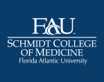 Florida Atlantic University Schmidt College of Medicine logo