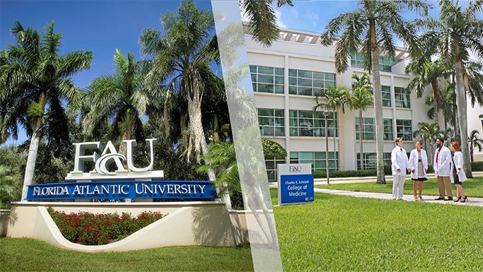 Florida Atlantic University campus